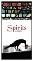 spiritsmenu