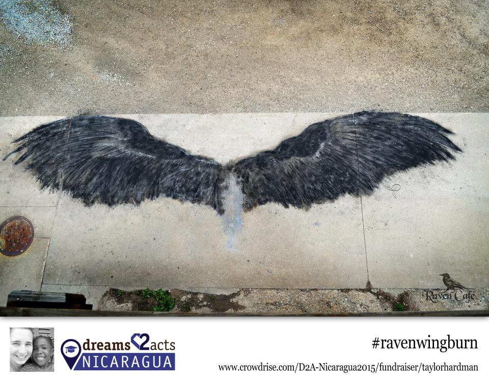 #ravenwingburn