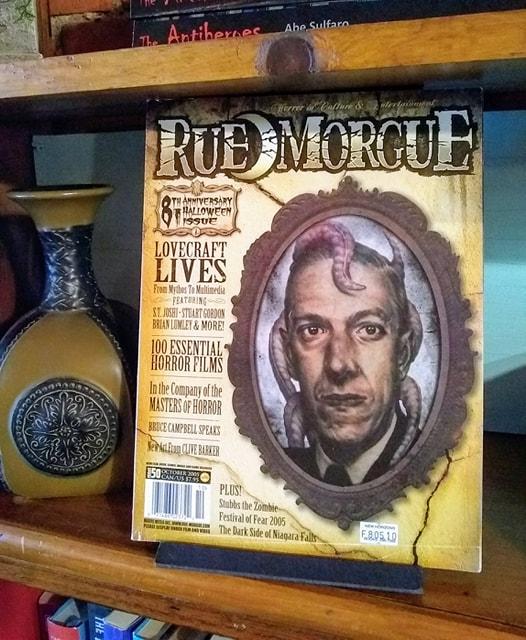 Rue Morgue