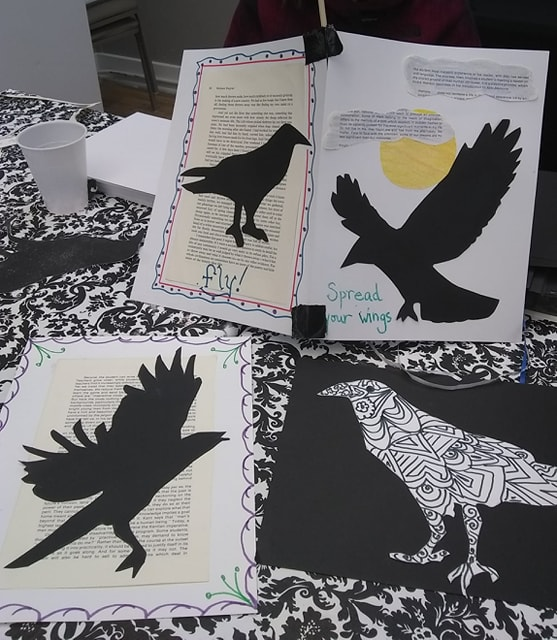 Raven Art 2